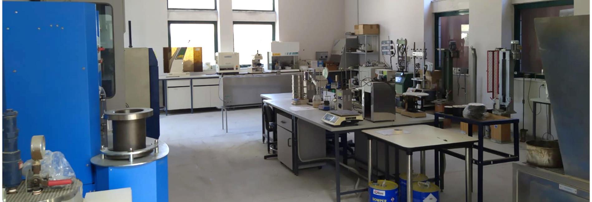 Laboratorio bitume 2