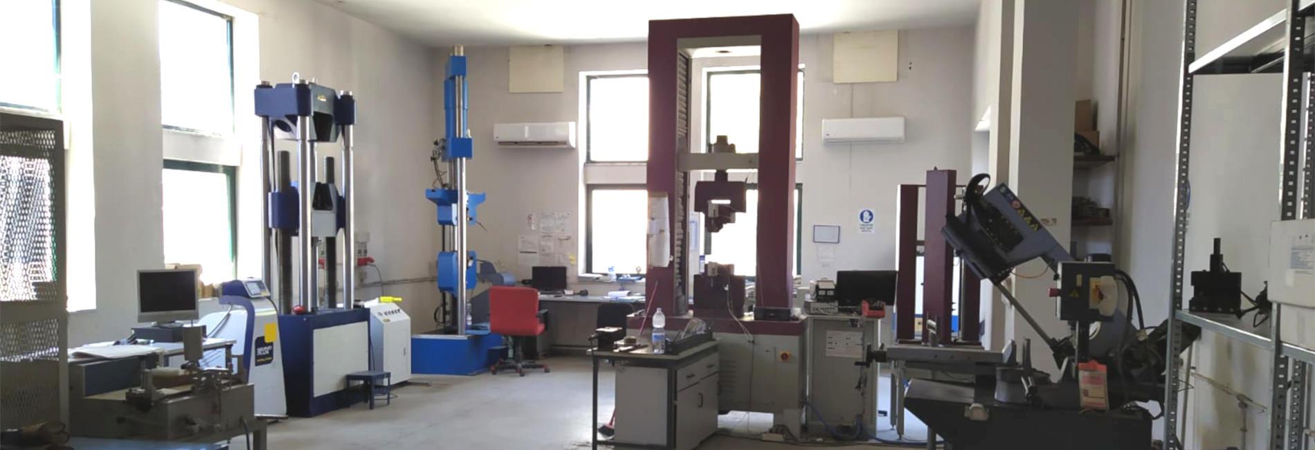 Laboratorio materiali 2 – geoin
