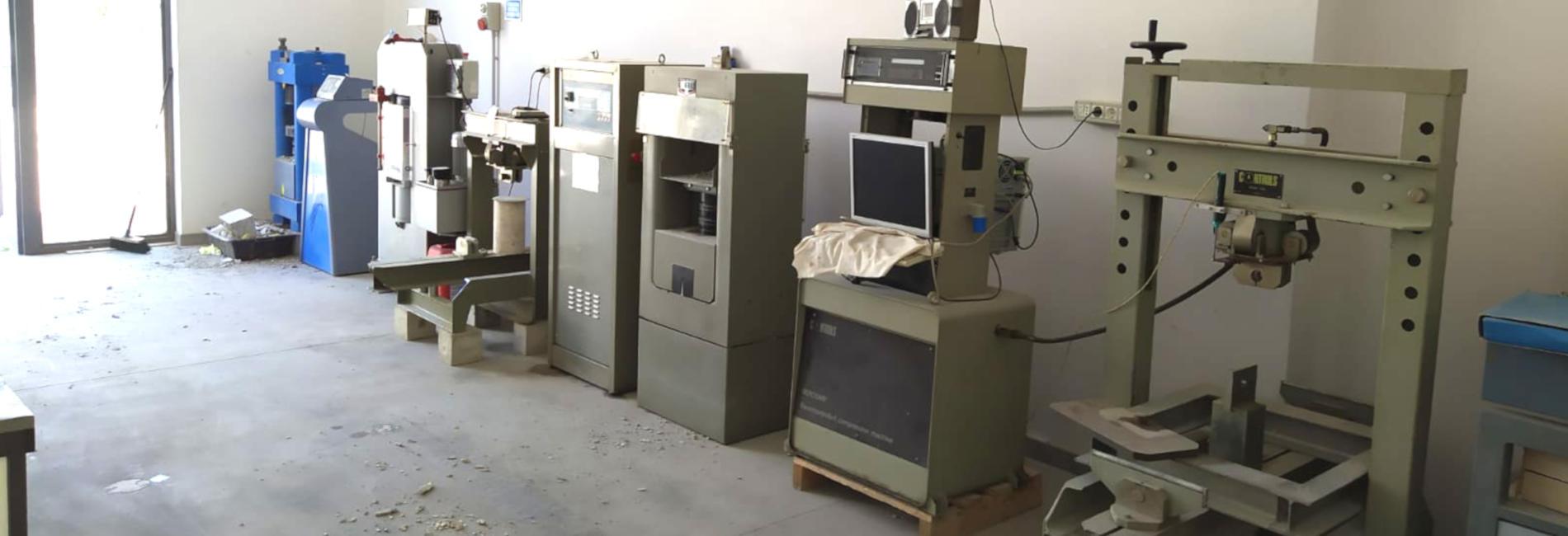 Laboratorio Materiali 1 – geoin